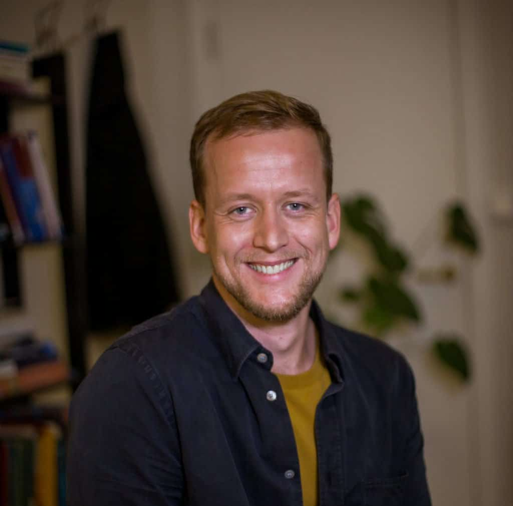 Kristian Fjellskaalnes Psykolog i Oslo